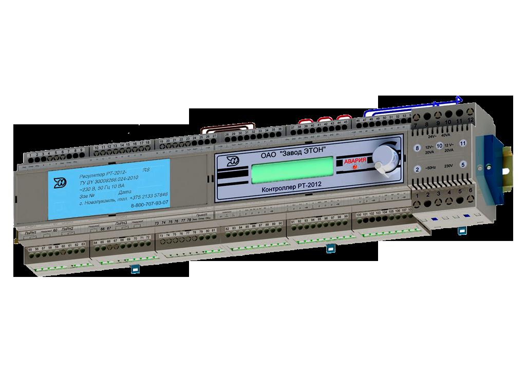 Контроллер Этон РТ-2010